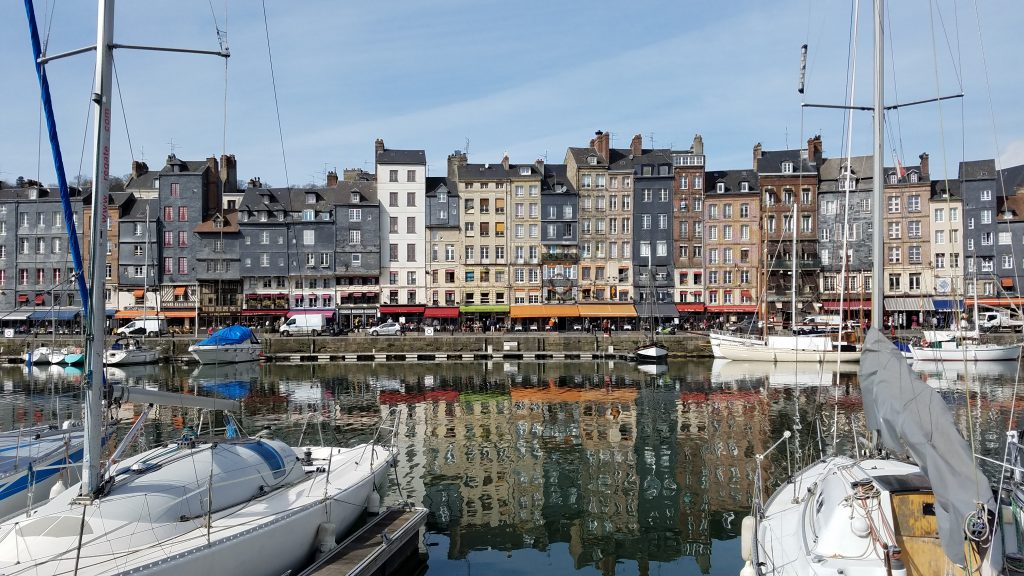 An Afternoon in Honfleur, France - Adventures with Shelby